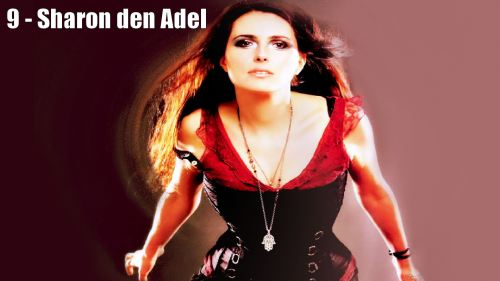 9 - Sharon den Adel - Within Temptation